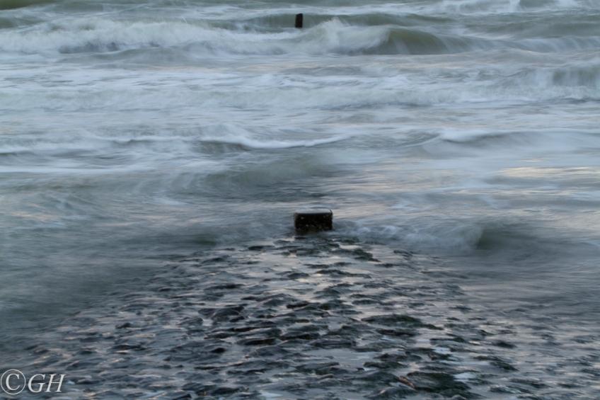 Waves, on 21 January 2020, Schoorl